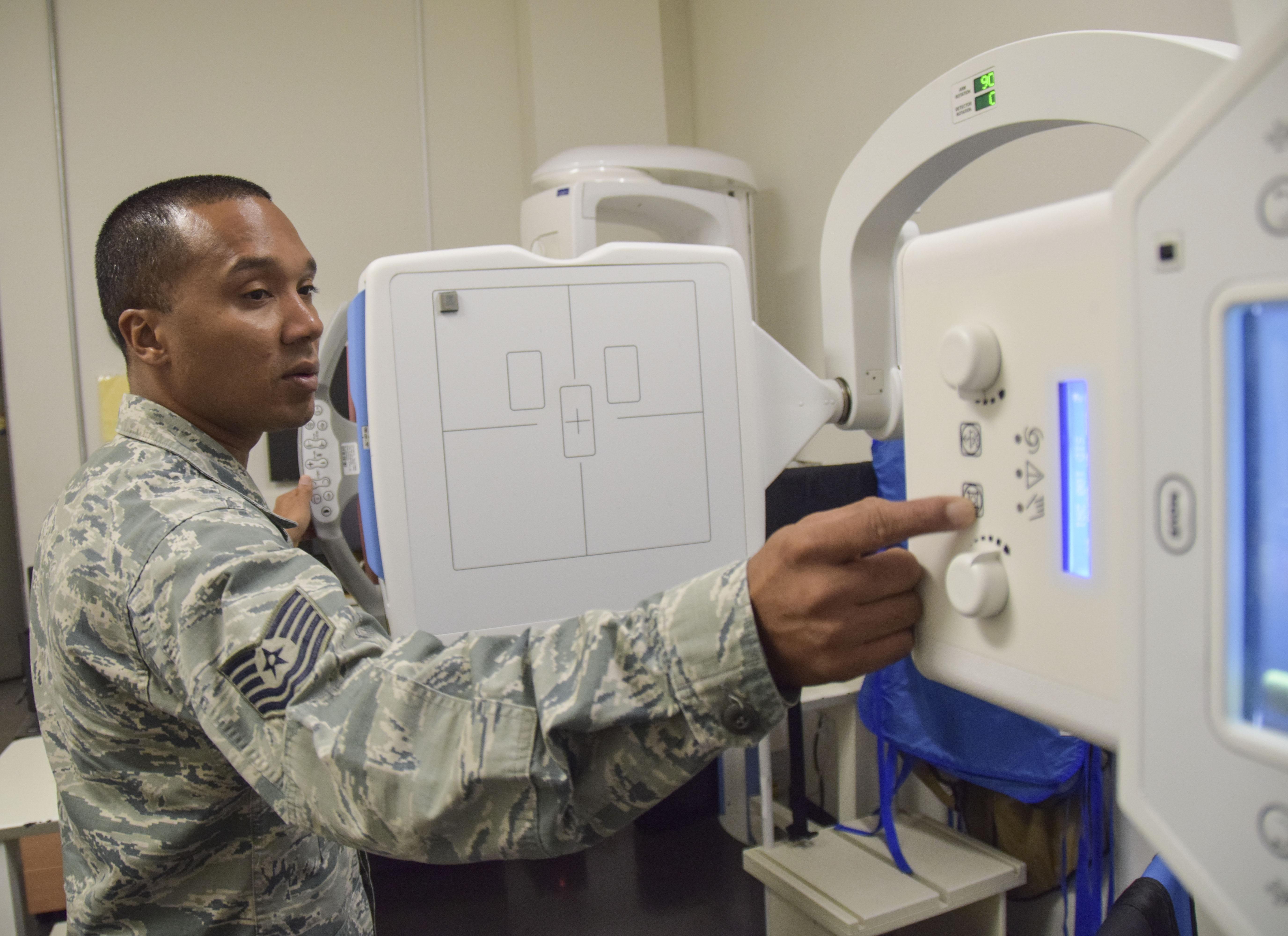 Meet AUAB medical group's MacGyver > Air Force Medical Service > Display