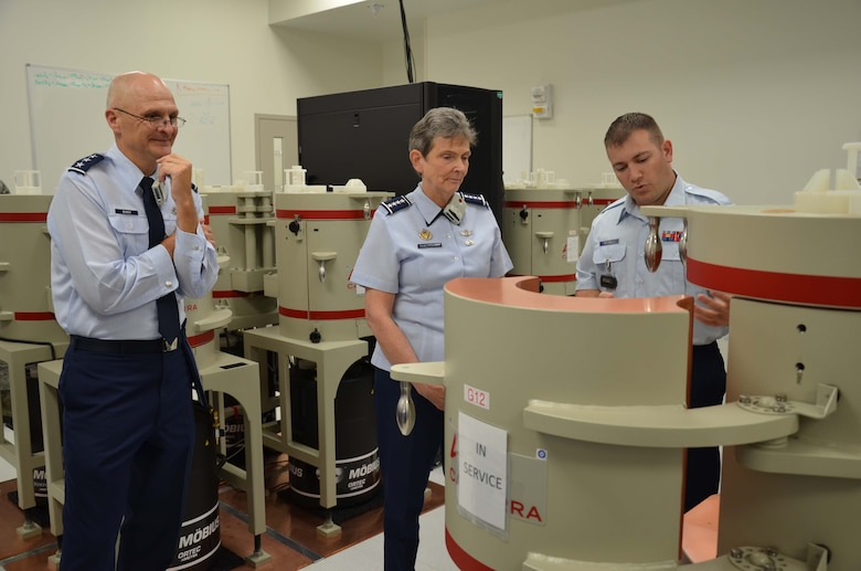 Gen. Ellen M. Pawlikowski, commander of Air Force