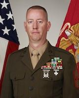 Sergeant Major, 1st Battalion, 24th Marine Regiment