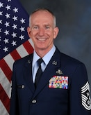 Eighth Air Force command chief master sergeant