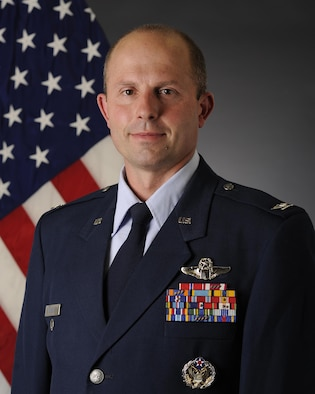 Colonel Todd Robbins is the Vice Commander, 354th Fighter Wing, Eielson Air Force Base, Alaska.