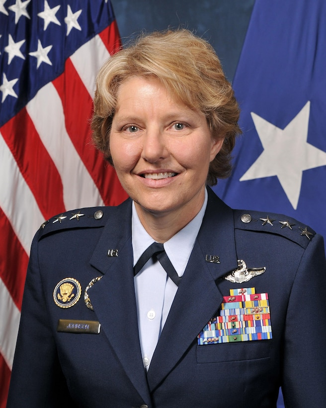Lt. Gen. Michelle D. Johnson, the superintendent of the U.S. Air Force Academy. (U.S. Air Force photo)