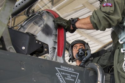 Face of Defense: Lieutenant's Excellence as Legal Intern Earns Incentive Flight