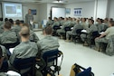 2nd WOT Classroom instruction provides trainees with fundamental Air Force knowledge.