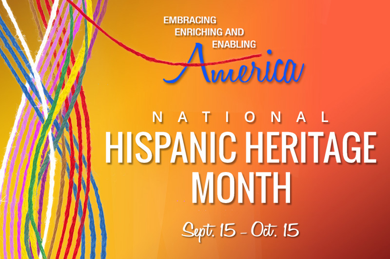 National Hispanic Heritage Month 2016