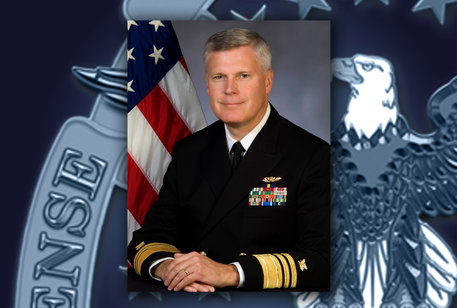 Retired Vice Adm. Al Thompson led DLA Land and Maritime just after 9/11 and took the helm of DLA in 2008.