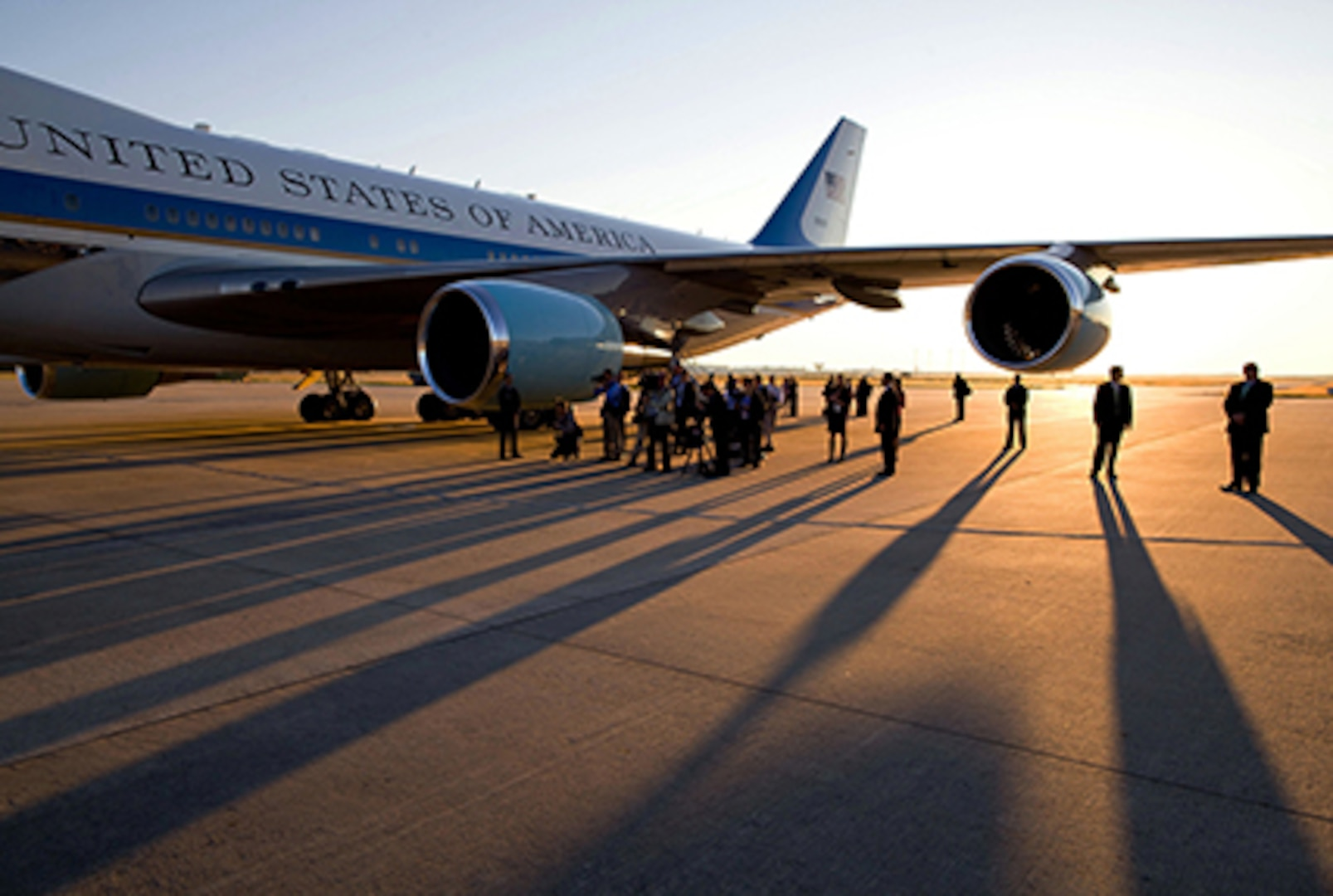 Defense Logistics Agency Energy Pacific at Guam quality assurance representative recently enabled timely support of presidential aircraft Air Force One in the nation of Laos.