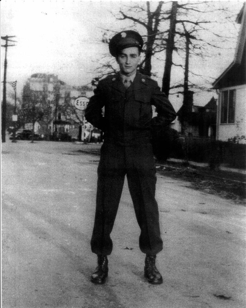 Master Sgt. Charles J. Brown, Jr.