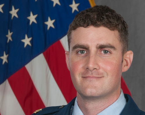 Maj. Christopher Jackson, 71st Security Forces Squadron commander