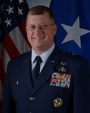 Official photo of Brig. Gen. John C. Kubinec