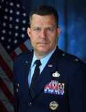 Colonel Brian C. Kravitz biography picture