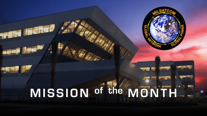 SMC Mission of the Month for September is MILSATCOM