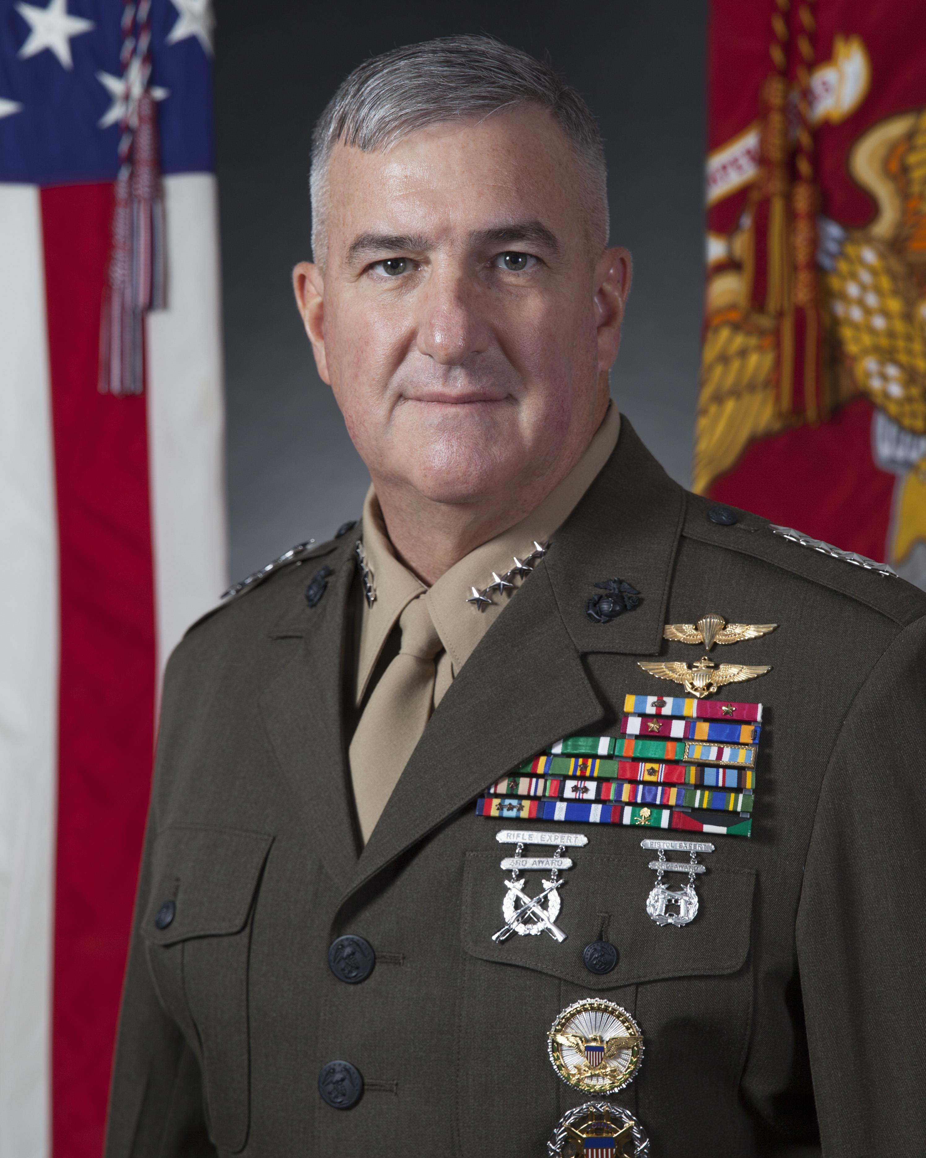 General Glenn M. Walters > Assistant Commandant of the ...