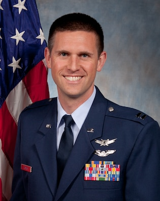 Capt. Samuel Jones, chief of the advanced capabilities section in the Special Programs Division, is one of three Air Force captains who will pursue a fully funded doctorate degree at one of more than 20 top-tier universities in September 2017. (U.S. Air Force photo)