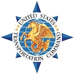 U.S. Transportation Command emblem. DoD graphic