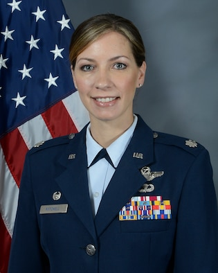 310th Airlift Squadron commander