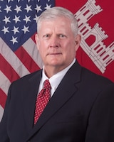 Official photo of William Wynne Fuller, Chief, Operations Division, Mobile District