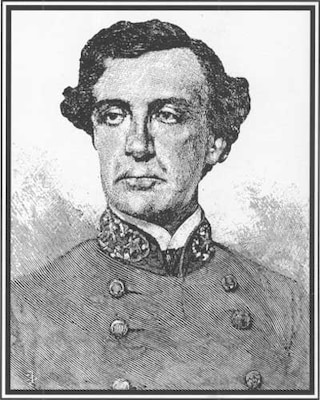 Confederate Maj. Gen. Martin L. Smith, a former topographical engineer, directed that the Vicksburg defense perimeter be extended both north and south of the city.