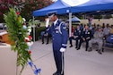Photo taken during 25th Air Force Remembrance Ceremony