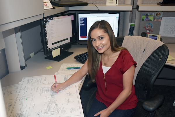 NASHVILLE, Tenn. (Sept. 23, 2016) – Diana Trombly, an engineer in the Engineering Construction Division, is the U.S. Army Corps of Engineers Nashville District Employee of the Month for August 2016.