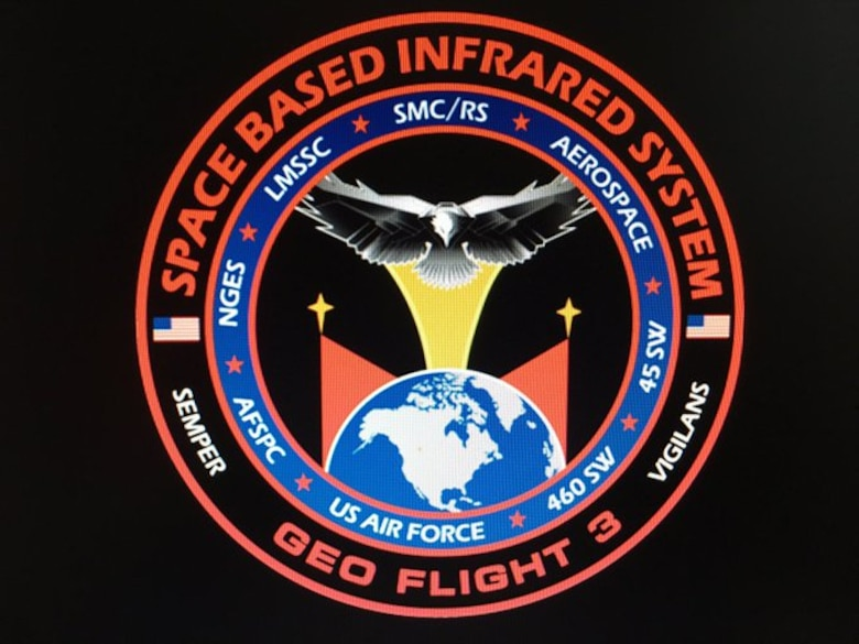 SBIRS GEO-3 Patch