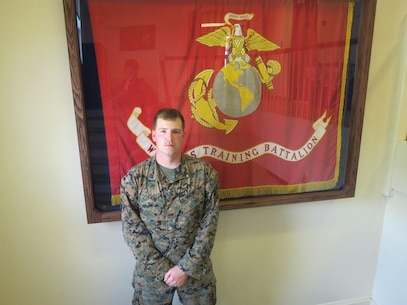 23 Sept 2016 - Coach of the Week is Sergeant Cain, Austin M. from HQTRS 2D INTEL BN.