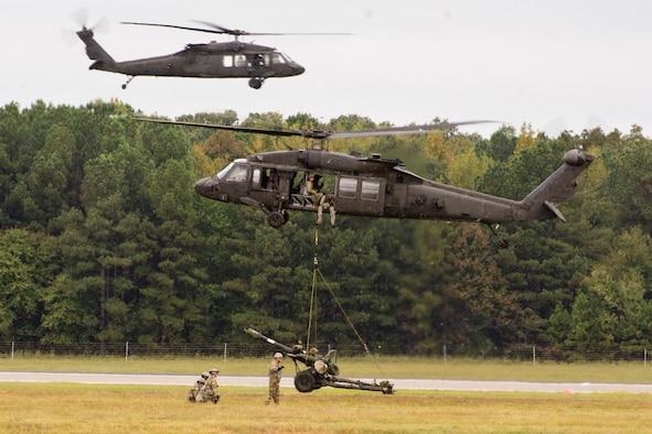 Arkansas Military Exercise