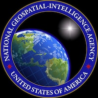 National Geospatial-Intelligence Agency seal. NGA graphic