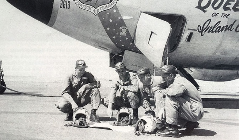 The squadron started out in 1941 as the 92nd Reconnaissance Squadron which operated out of March Field, California. In September 1957, the 92nd was moved to its current location at the Fairchild. (U.S. Air Force/Courtesy Photo)