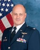 Col. Martin A. Bain, 152nd Medical Group Commander, biography photo.