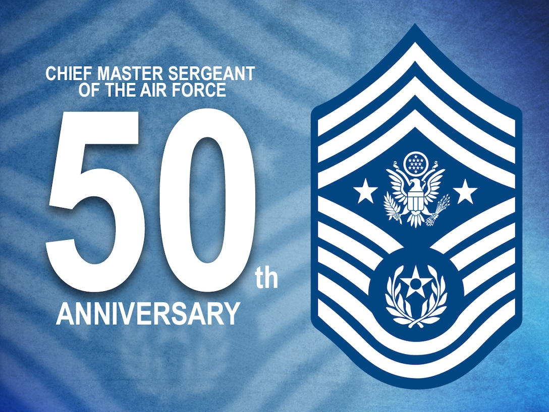 In April 1967, Chief Master Sgt. Paul Airey set on a path untraveled by any other Airman in the U.S. Air Force, and became the first chief master sergeant of the Air Force. Since then, only 17 other men have followed in Airey's esteemed path, yet the impact of these Airmen continuously ricocheted across the force.