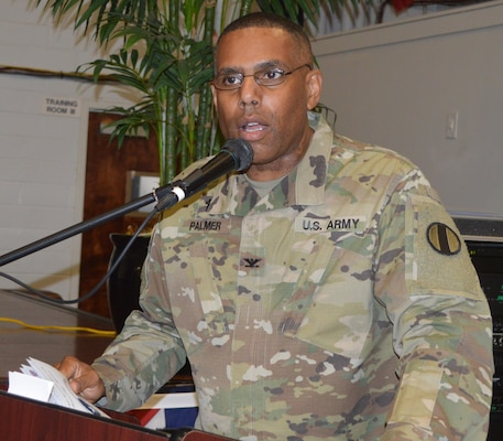 5th Recruiting Brigade Observes Annual Prayer Luncheon