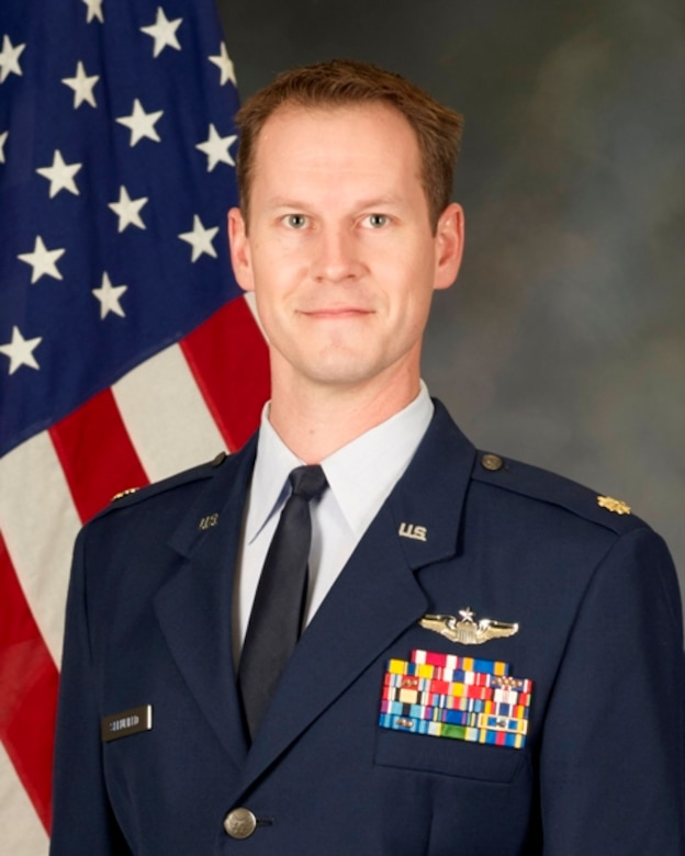 Field Grade Officer of the Year: Maj. Wesley A. Skenfield, HQ RIO Detachment 2, 613th Air Operations Center, Air Mobility Division, Joint Base Pearl Harbor-Hickam, Hawaii
