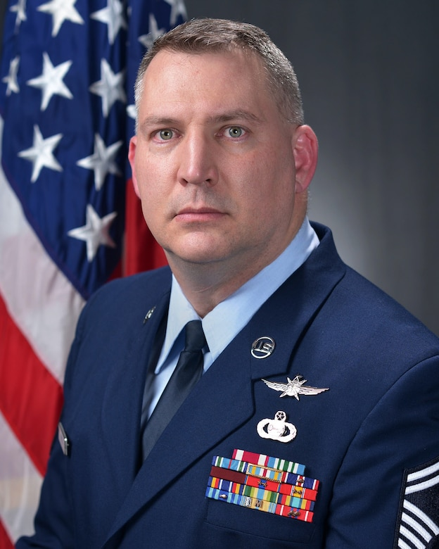 Senior Non-Commissioned Officer of the Year: Senior Master Sgt. Wallace E. Wood, HQ RIO Detachment 3, 39th Information Operations Squadron, Det 1, Joint Base San Antonio-Lackland, Texas