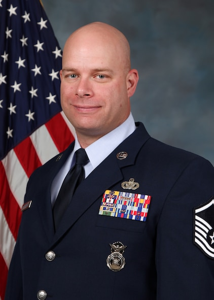 Master Sgt. Raymond W. Sorensen, 377th Weapons System Security Squadron was named 20th Air Force's Security Forces Flight-Level SNCO of the Year