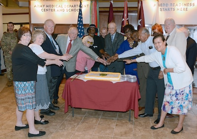 Army Medicine Civilian Corps celebrates 21st birthday Joint Base