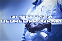 The Air Force is now offering an Associate of Applied Science degree in Leadership and Management studies program to civilian personnel.