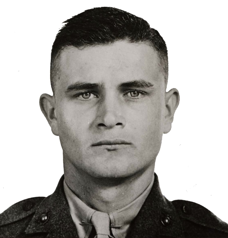 Pfc. James O. Whitehurst