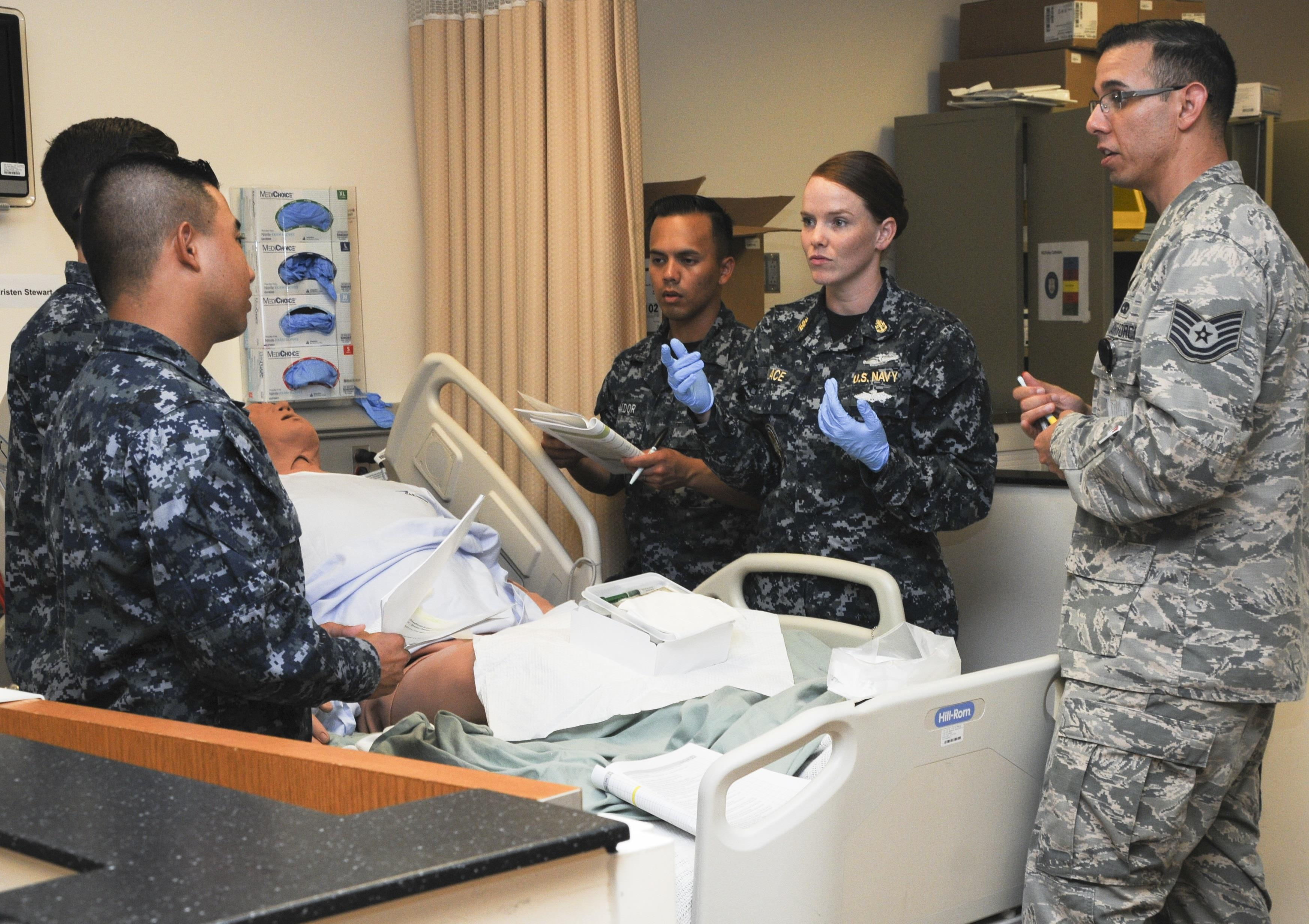Navy Corpsman training revision coming to Joint Base San Antonio ...