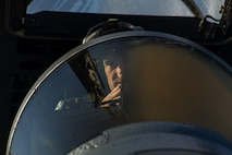 Maj. Joshua Higgins, a 122nd Expeditionary Fighter Squadron pilot, prepares to start an F-15C Eagle at Leeuwarden Air Base, Netherlands, March 28, 2017. The 122nd Expeditionary Fighter Squadron, comprised of Louisiana and Florida Air National Guard members, is in Europe as part of a Theater Security Package. For two weeks, fighter aircraft from different countries will carry out various training missions focused on international cooperation, international leadership and precision. (U.S. Air Force photo/Staff Sgt. Jonathan Snyder)