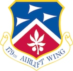 179th Airlift Wing official wing patch