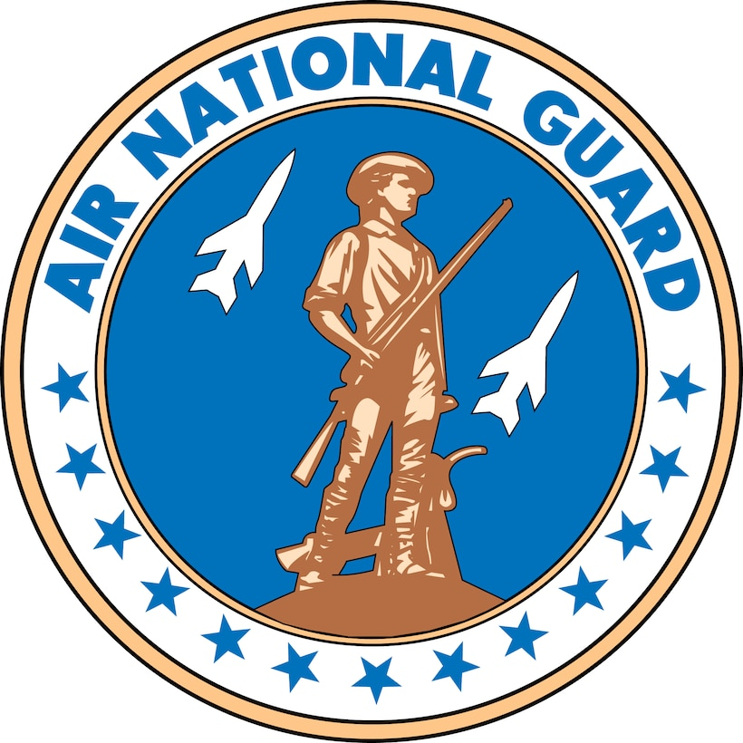 Official Air National Guard logo