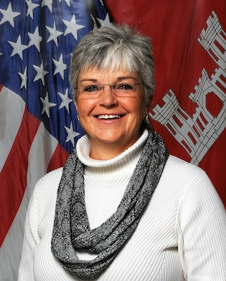 Patty Coffey is the deputy district engineer for the Nashville District. She also serves as the Chief of the Planning, Programs, and Project Management Division. She assists in directing all the water resource activities of the U.S. Army Corps of Engineers throughout the Cumberland River Basin, and navigation and regulatory matters in the Tennessee River Basin, an area of more than 59,000 square miles, with 49 field offices touching seven states and a work force of over 750 federal employees.