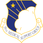 59th Medical Support Group; PNG optimized for print.