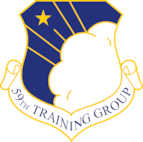 59th Training Group; PNG optimized for print.