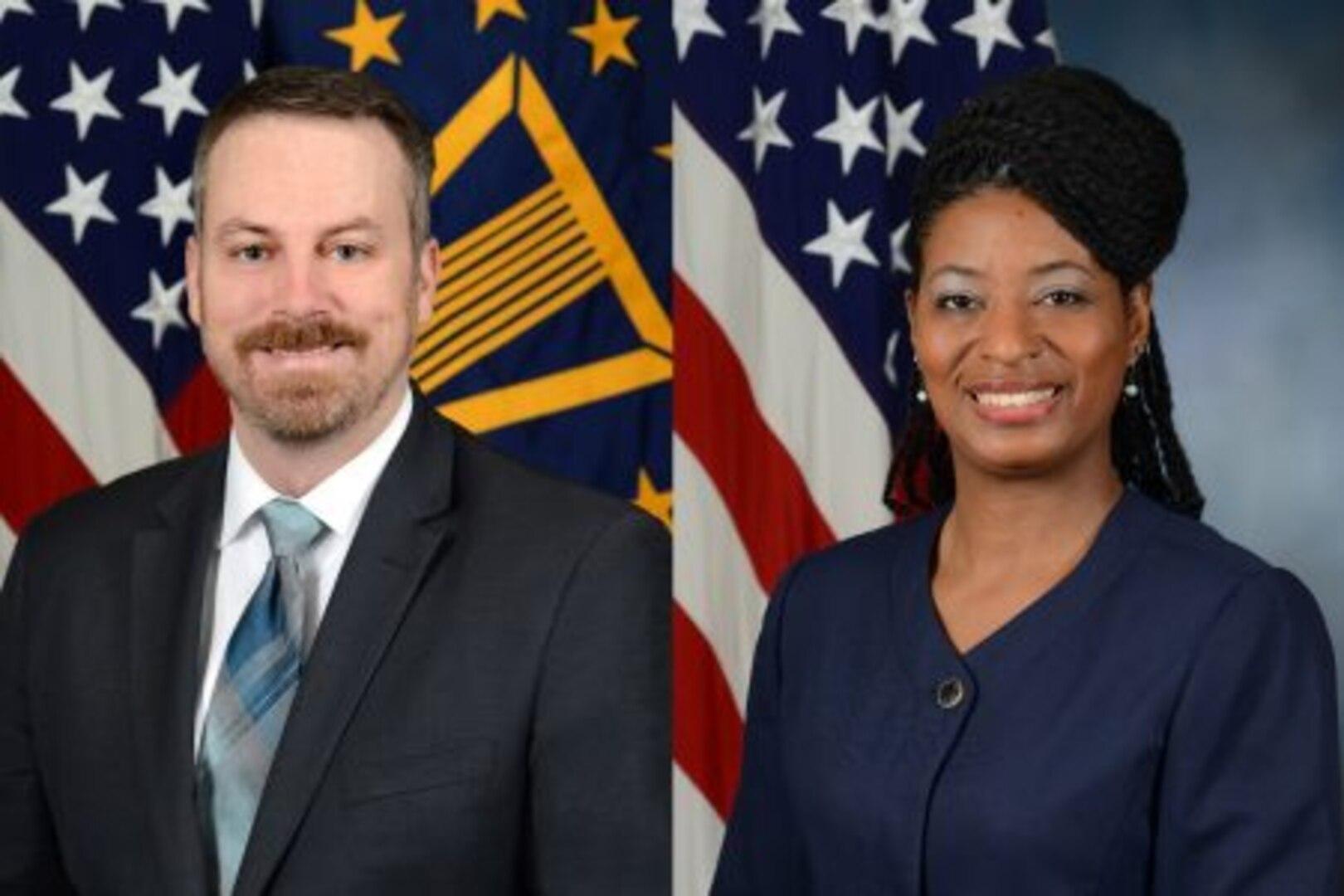 Mr. Ryan McDermott & Ms. Melinda Woods