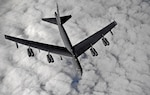 B-52 Stratofortress during annual Cope North Exercise, February 22, 2011 (U.S. Air Force/Angelita M. Lawrence)