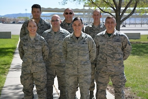Members of the 150th Special Operations Wing (SOW) Command Post developed a training program to help their Drill Status Guardsmen (DSG) become fully trained in their core tasks as well as other day-to-day functions.
