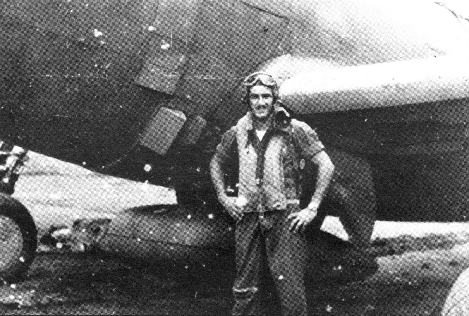 2nd Lt. Marvin B. Rothman