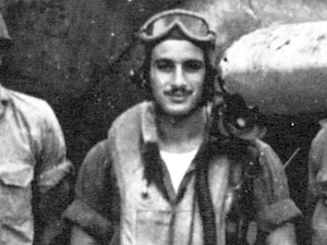 2nd Lt. Marvin B. Rothman